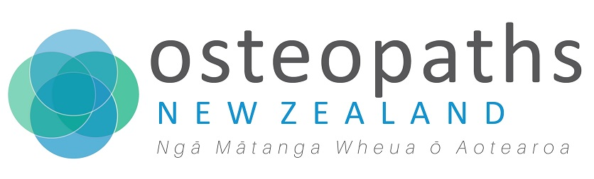 Logo of Osteopaths New Zealand
