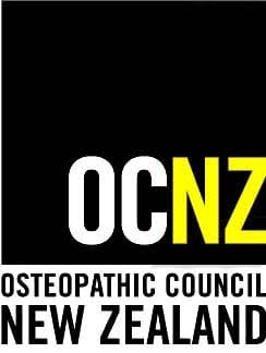 Logo of the Osteopathic Council of New Zealand