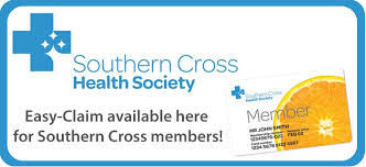 Image of the Southern Cross Healthcare Easy Claim card